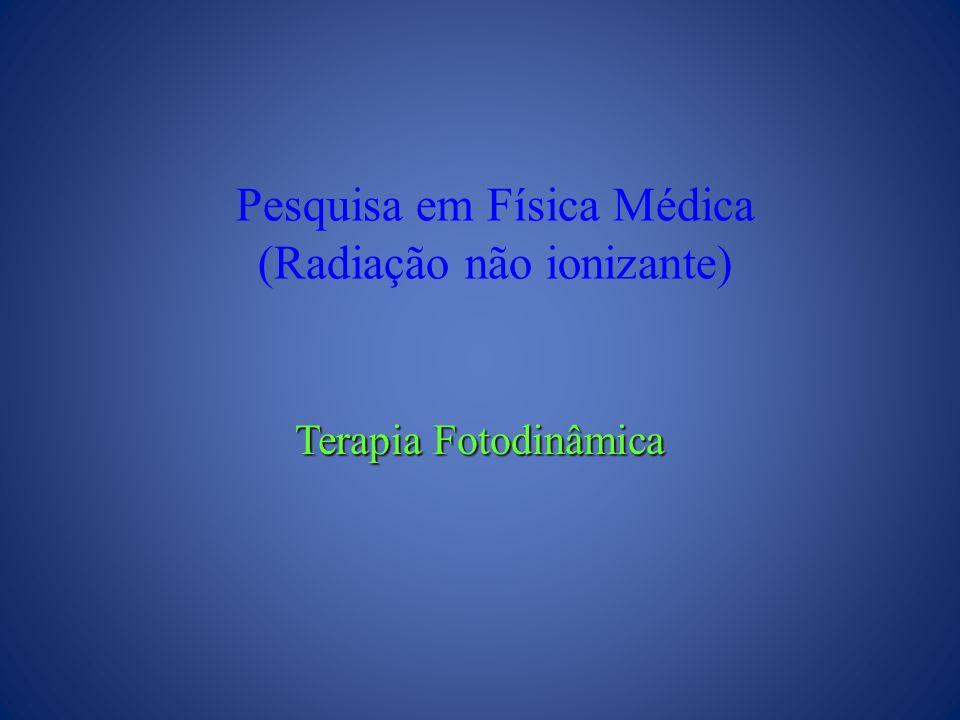 Pesquisa em Física Médica (Radiação não ionizante)