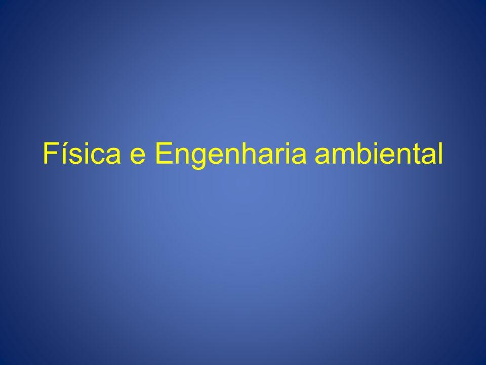 Física e Engenharia ambiental