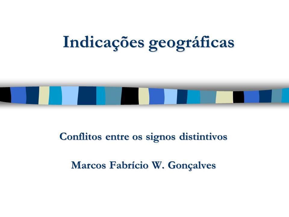 Indicações geográficas