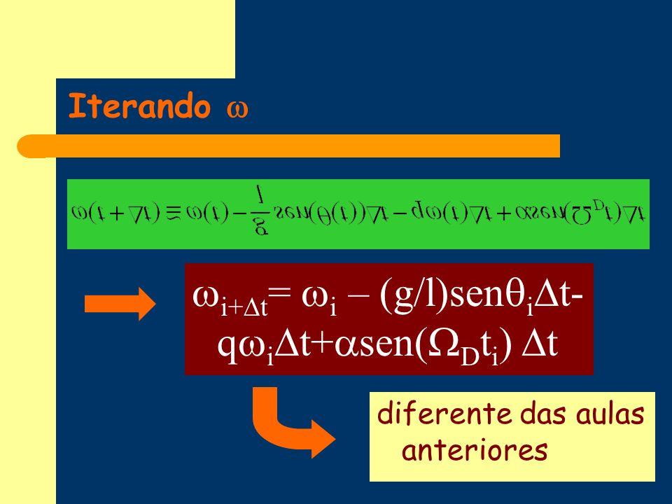 i+t= i – (g/l)senit-qit+sen(Dti) t