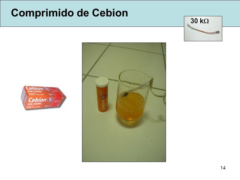 Comprimido de Cebion 30 k