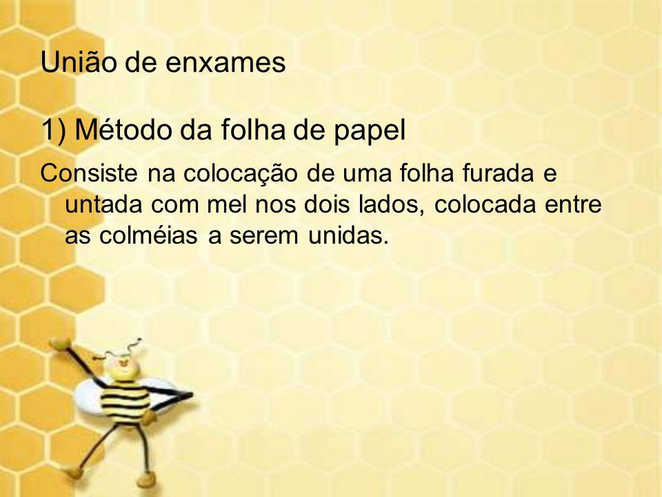 1) Método da folha de papel