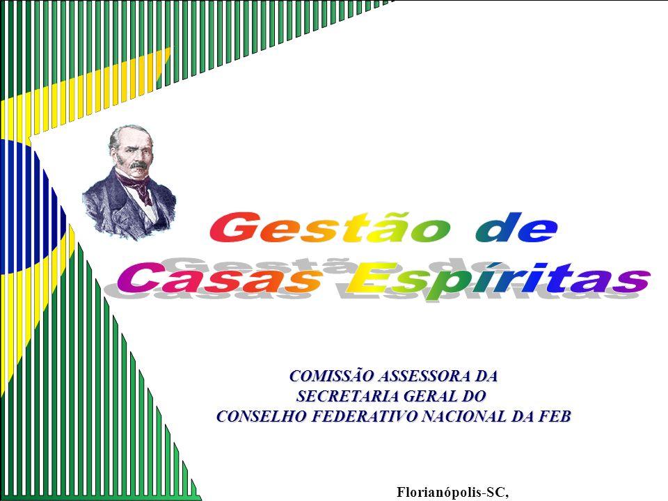 CONSELHO FEDERATIVO NACIONAL DA FEB