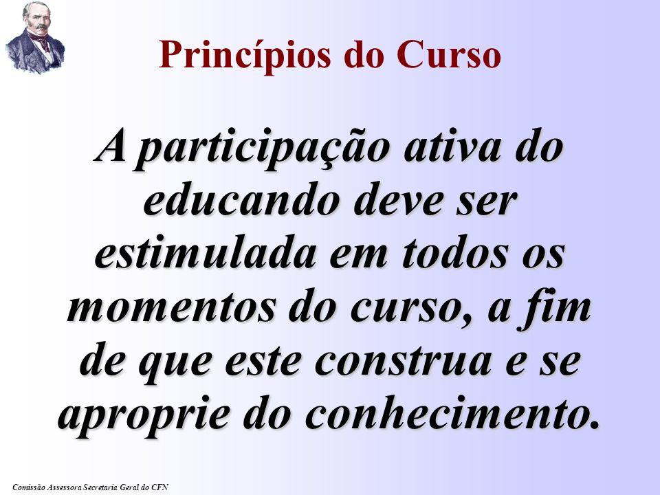 Princípios do Curso