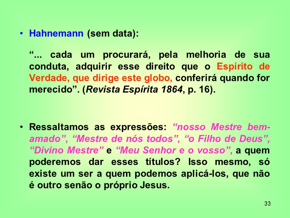 Hahnemann (sem data):