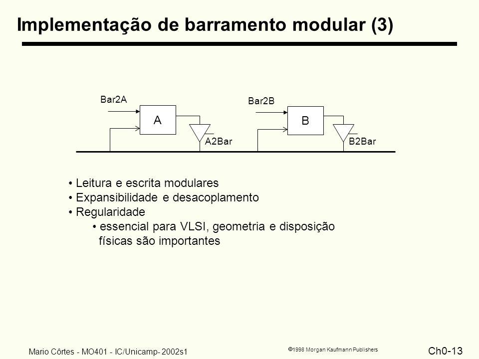 Implementação de barramento modular (3)