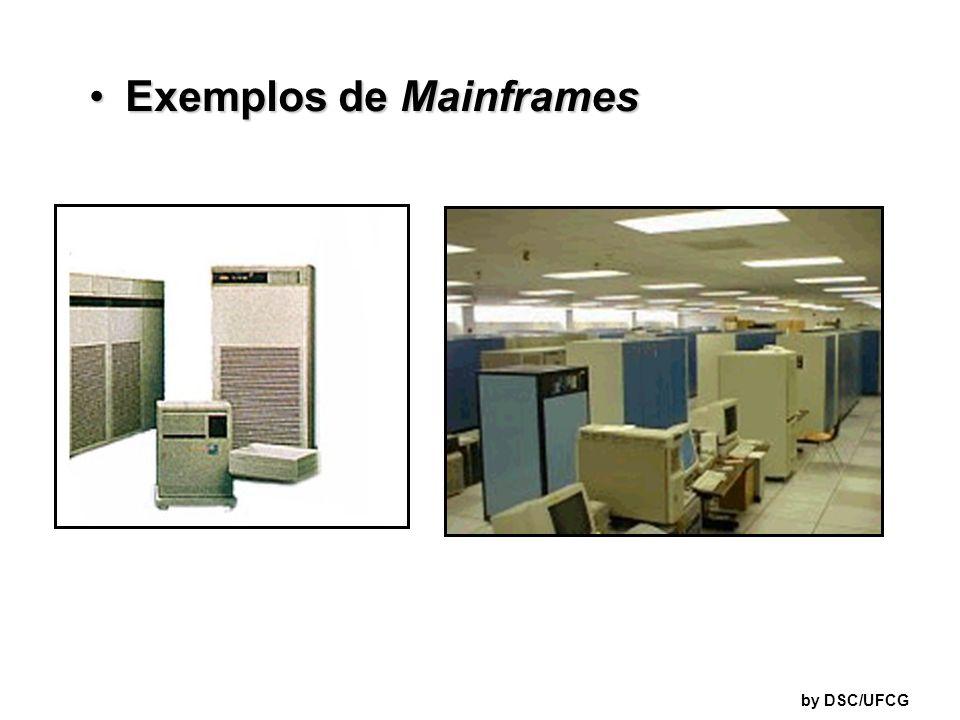 Exemplos de Mainframes