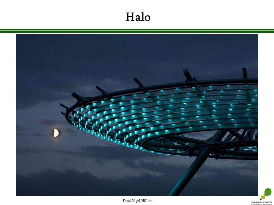 Halo Foto: Nigel Hillier