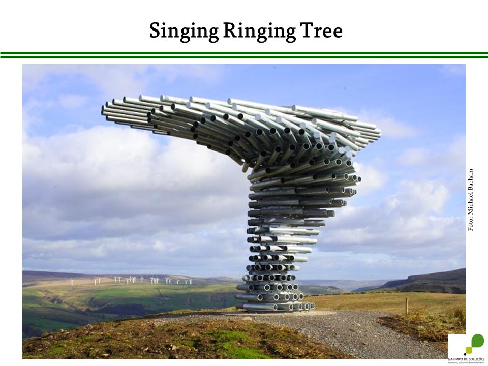 Singing Ringing Tree Foto: Michael Barham