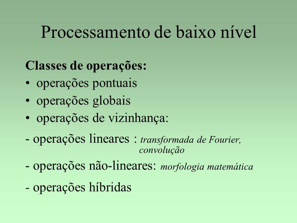 Processamento de baixo nível