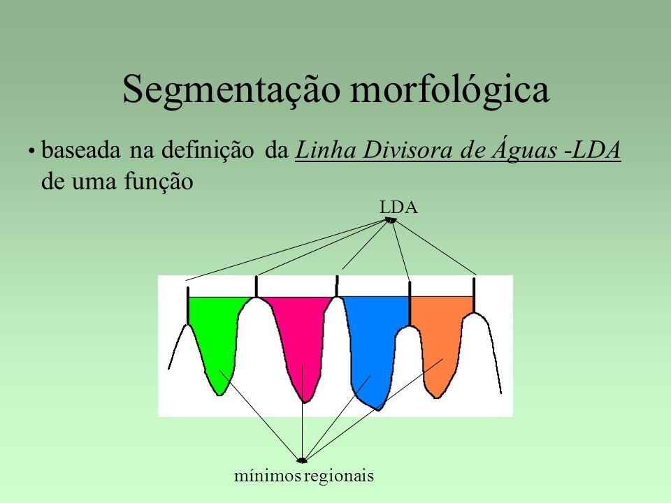 Segmentação morfológica