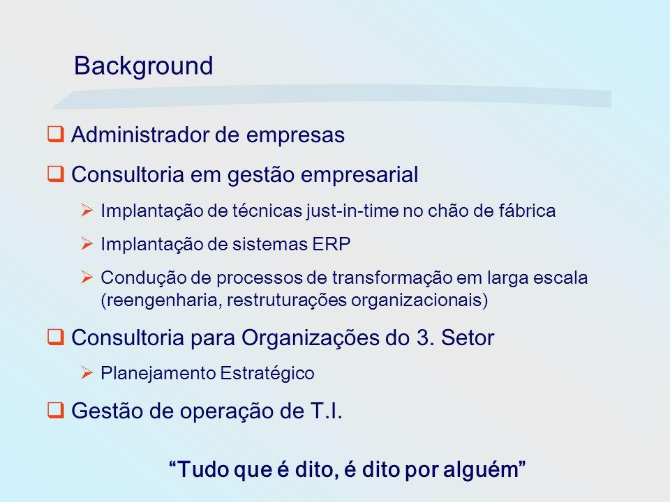 Background Administrador de empresas Consultoria em gestão empresarial