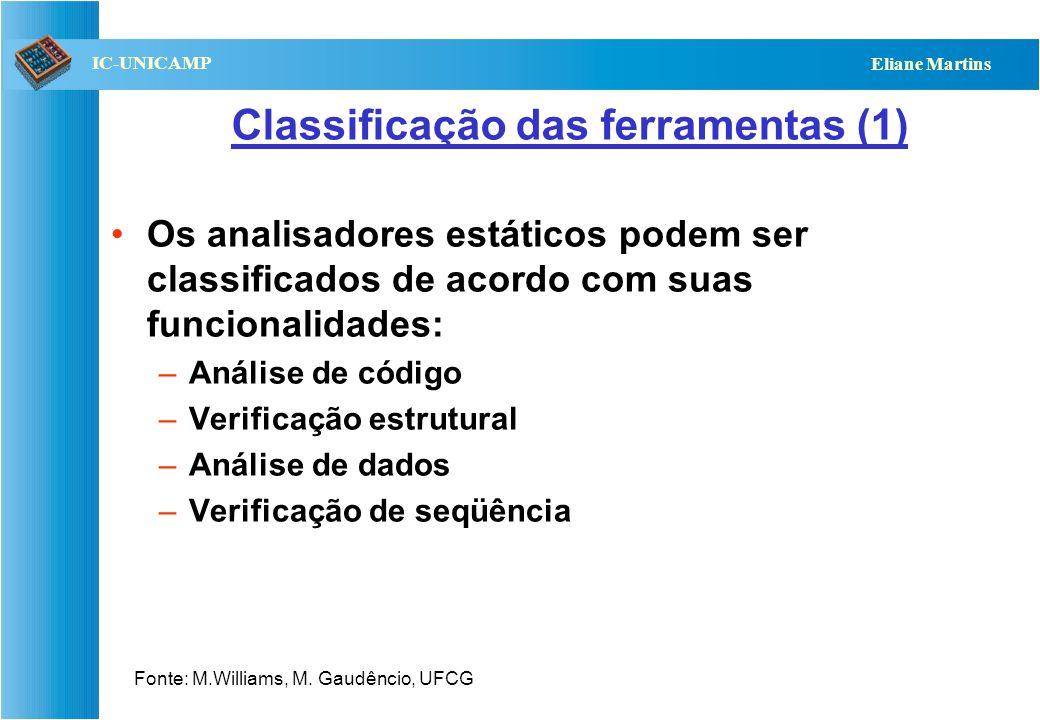 Classificação das ferramentas (1)