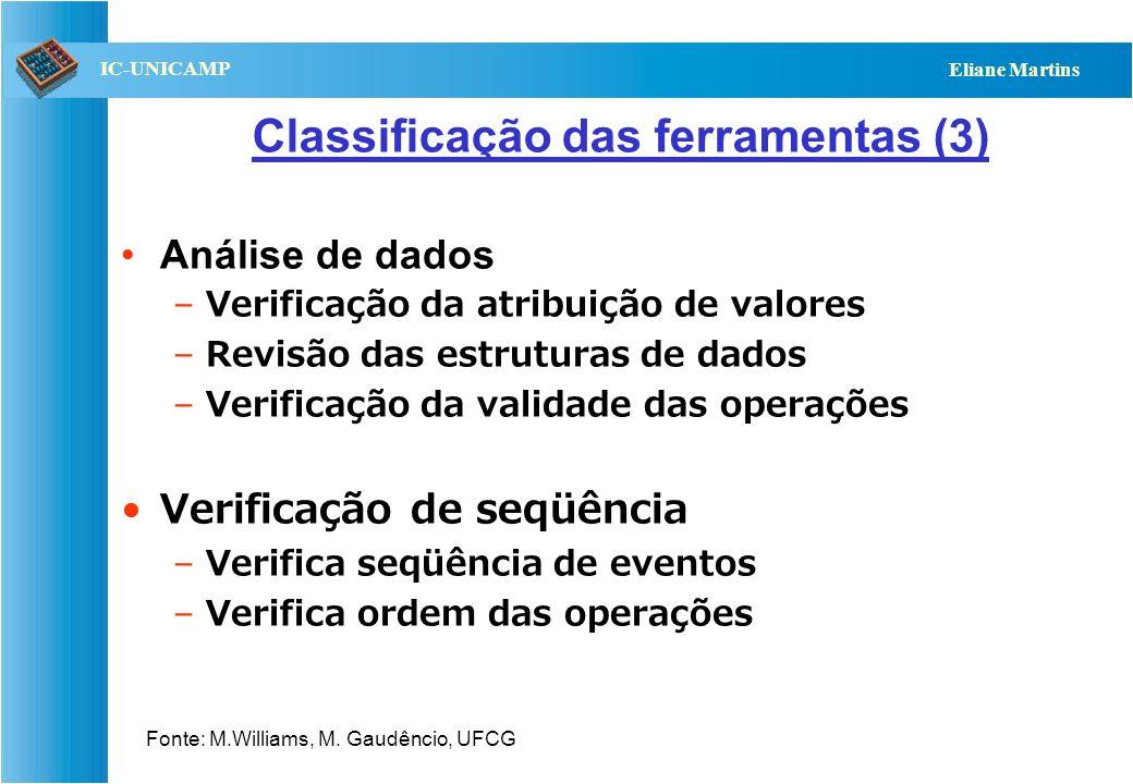 Classificação das ferramentas (3)