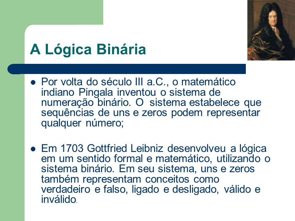 A Lógica Binária