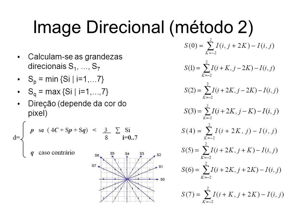 Image Direcional (método 2)