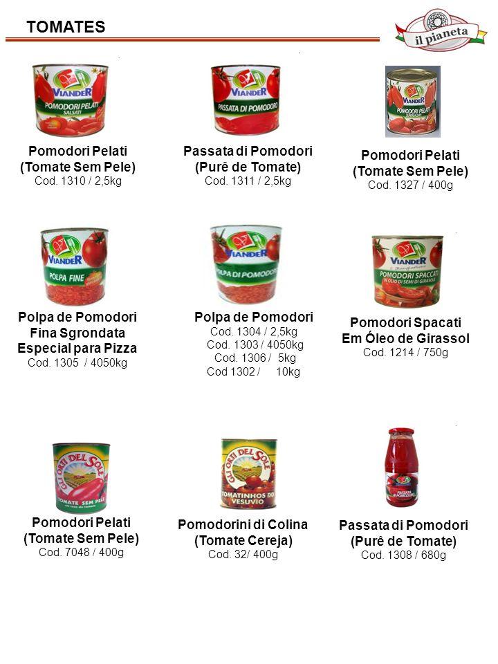 Polpa de Pomodori Fina Sgrondata
