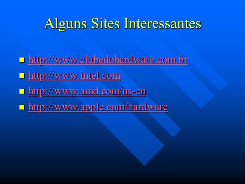 Alguns Sites Interessantes