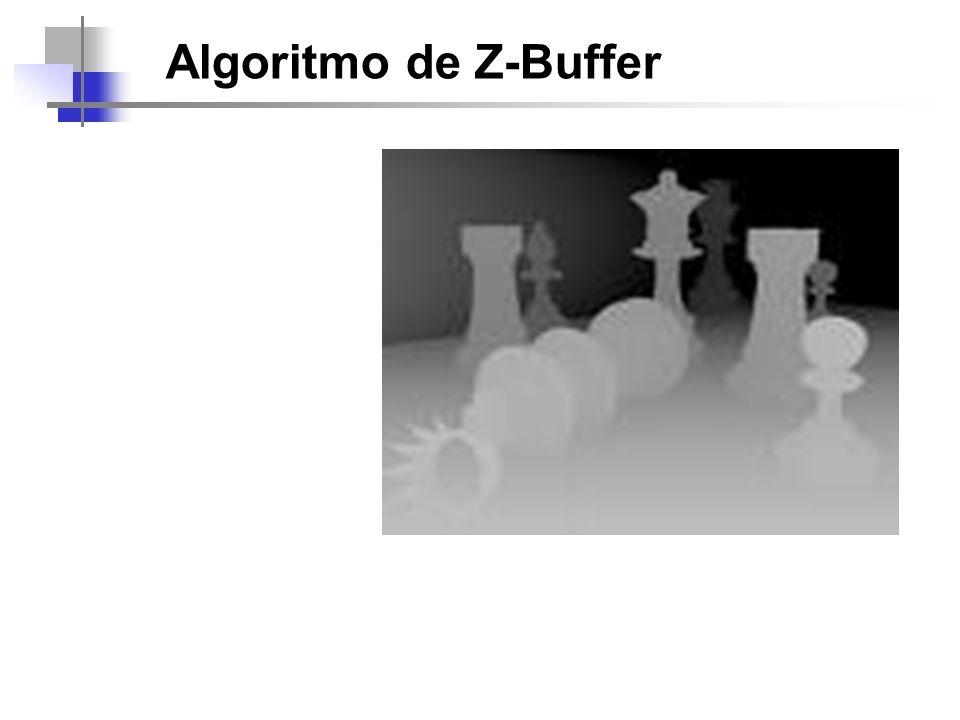 Algoritmo de Z-Buffer 78