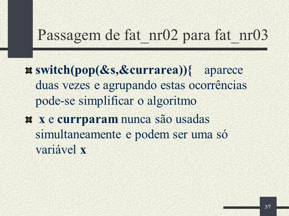 Passagem de fat_nr02 para fat_nr03