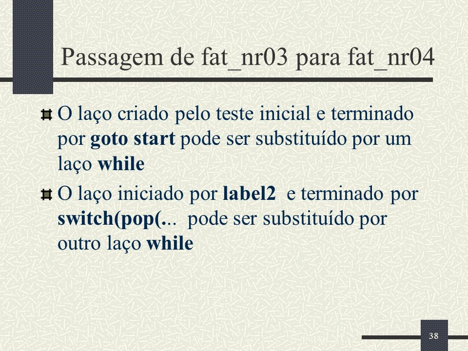 Passagem de fat_nr03 para fat_nr04