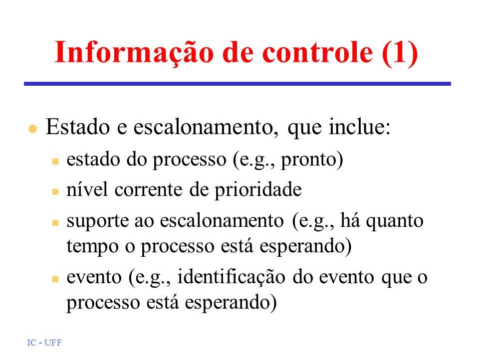 Informação de controle (1)