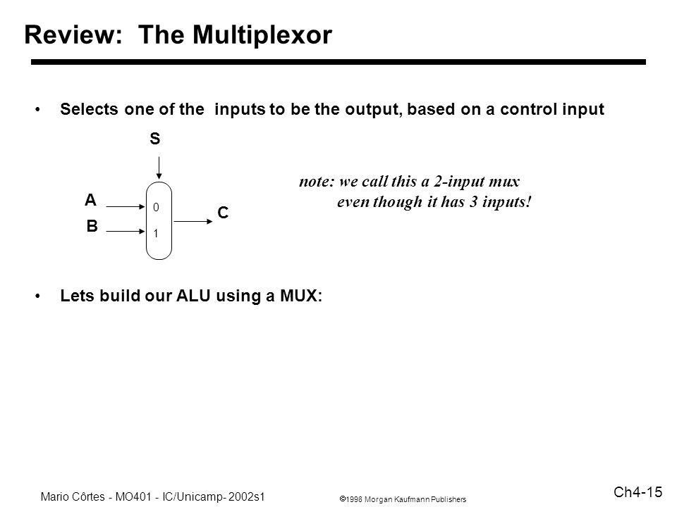 Review: The Multiplexor