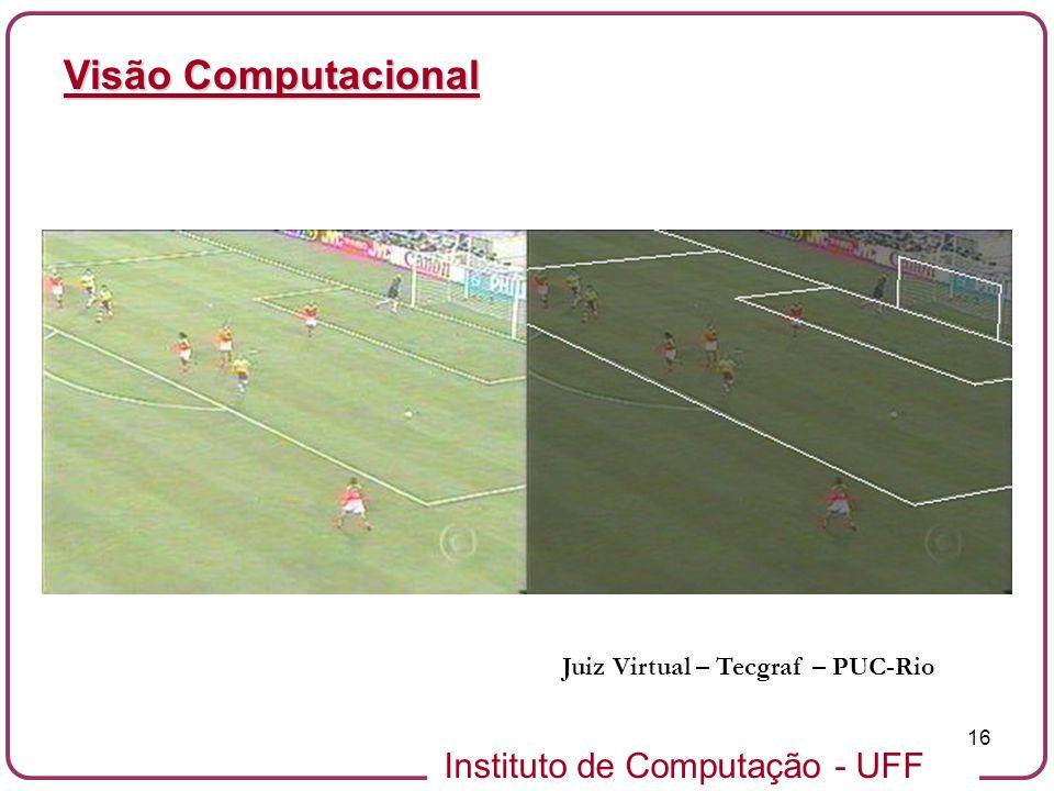 Visão Computacional Juiz Virtual – Tecgraf – PUC-Rio