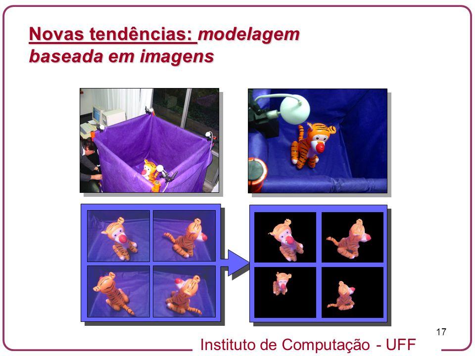 Novas tendências: modelagem baseada em imagens