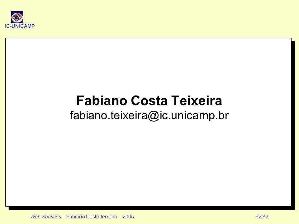 Fabiano Costa Teixeira