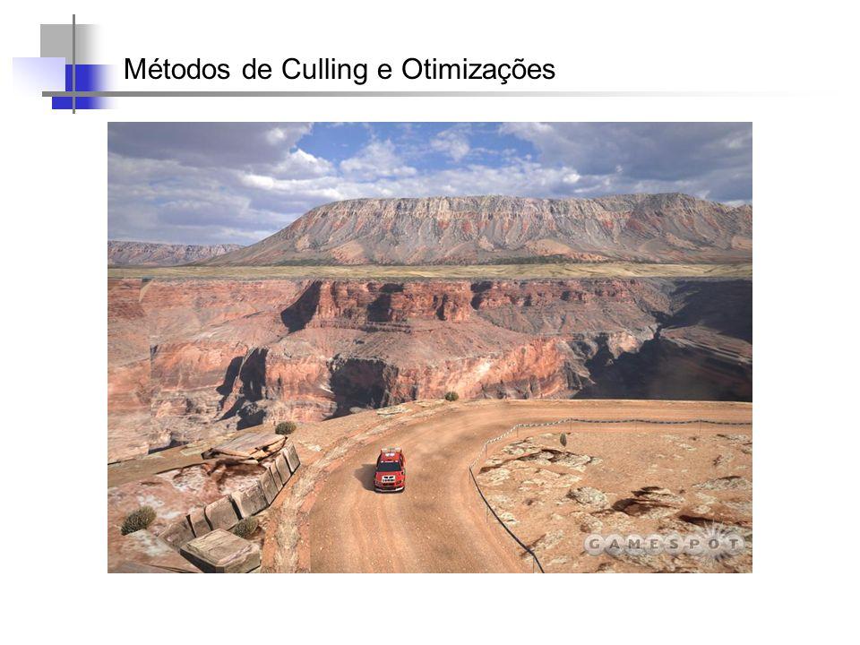 Métodos de Culling e Otimizações