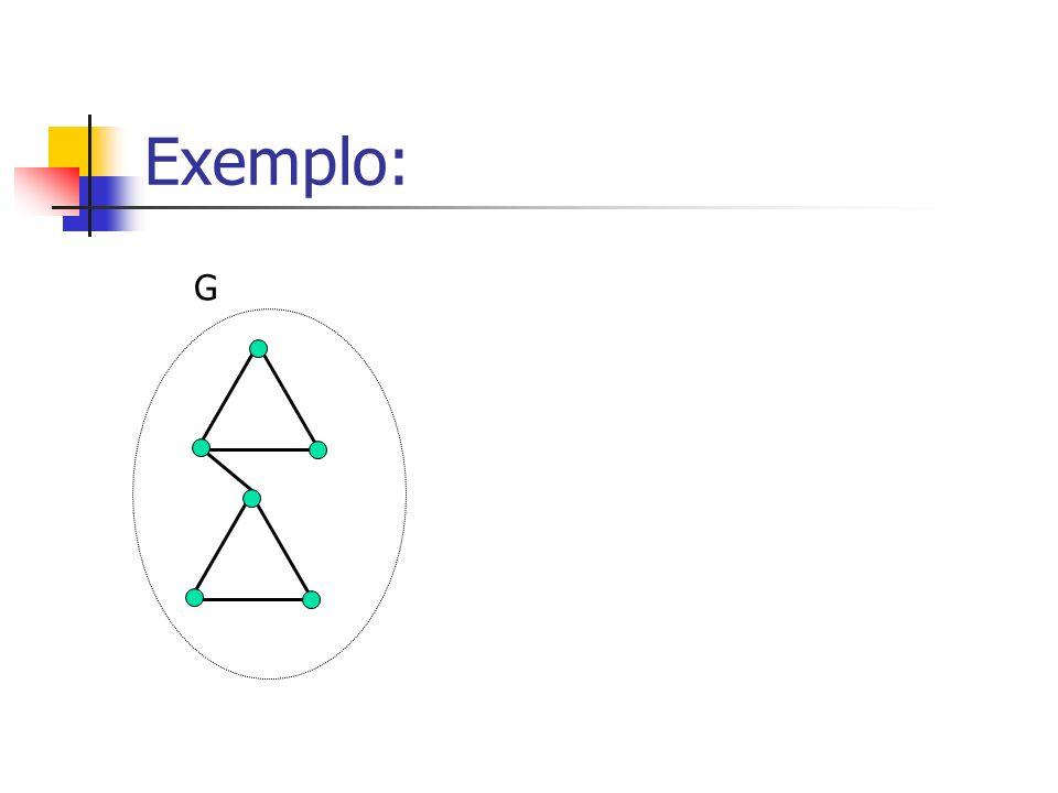 Exemplo: G