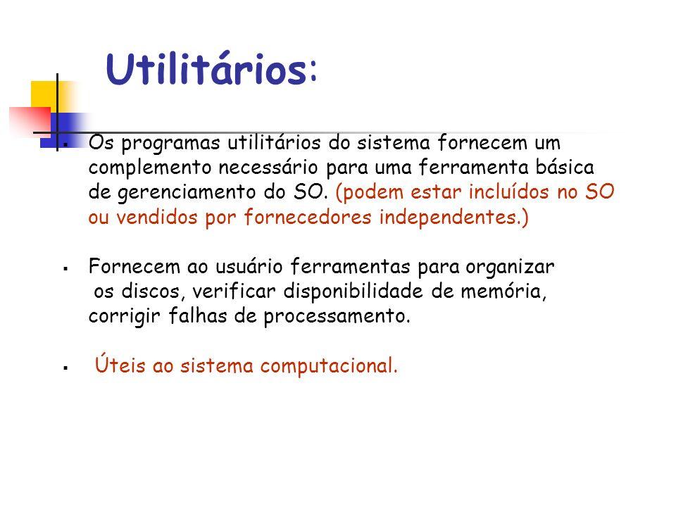 Utilitários: