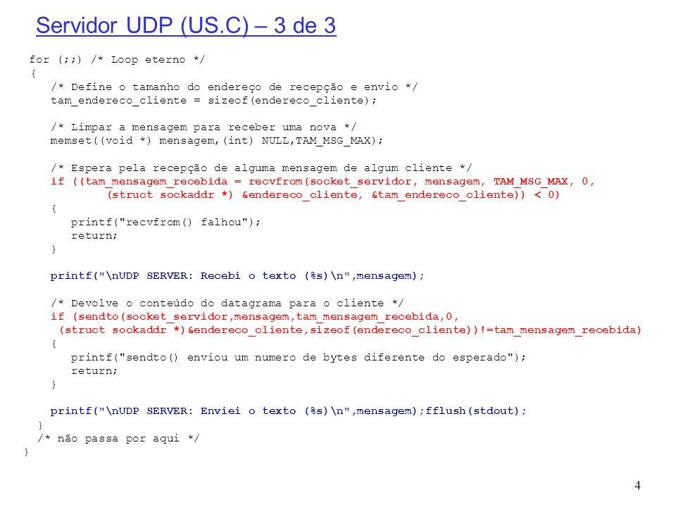 Servidor UDP (US.C) – 3 de 3 {