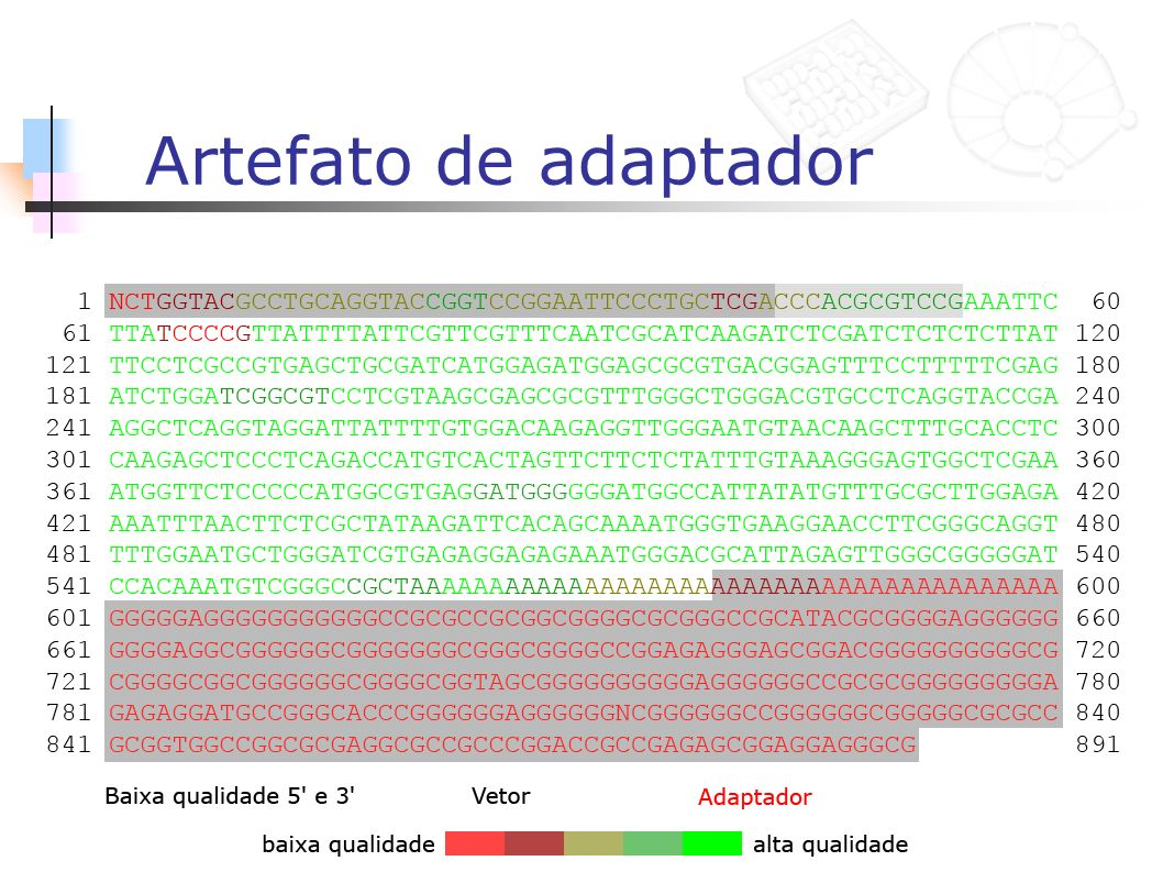 Artefato de adaptador