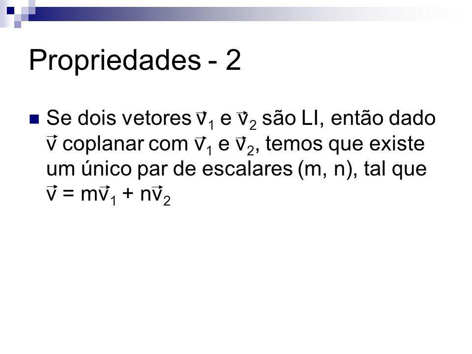 Propriedades - 2