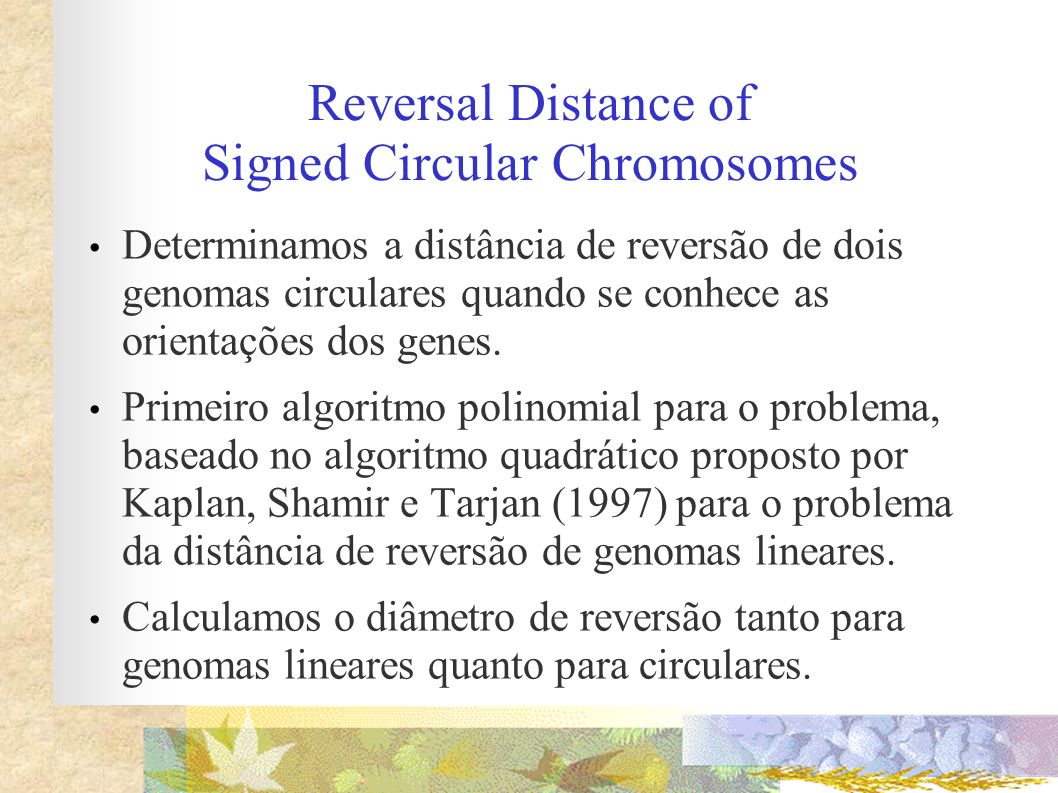 Reversal Distance of Signed Circular Chromosomes