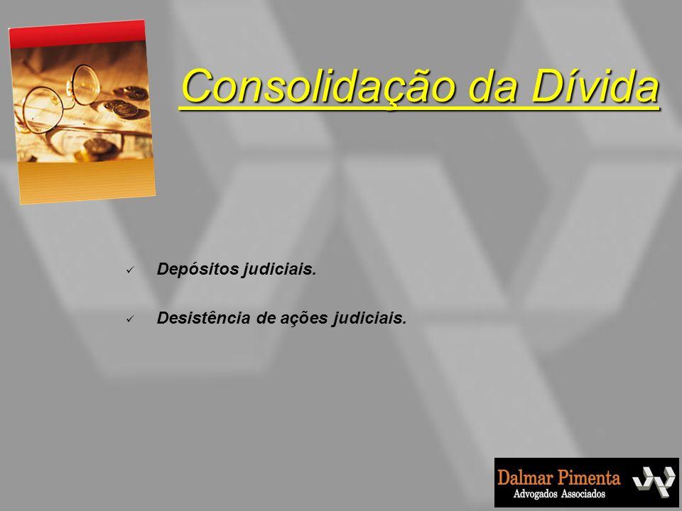 Consolidação da Dívida