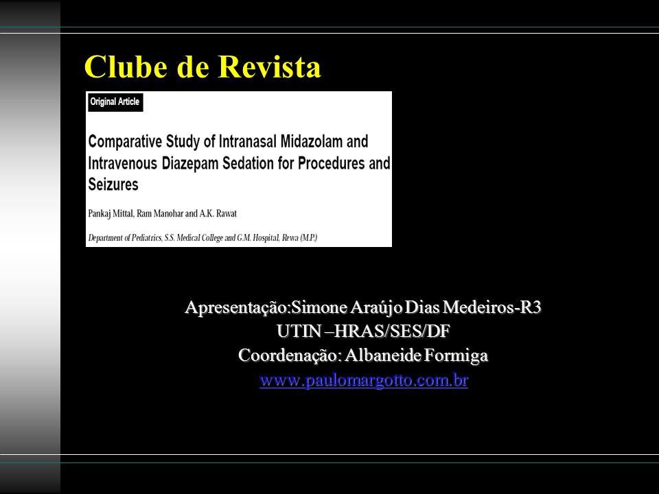 Clube de Revista Apresentação:Simone Araújo Dias Medeiros-R3