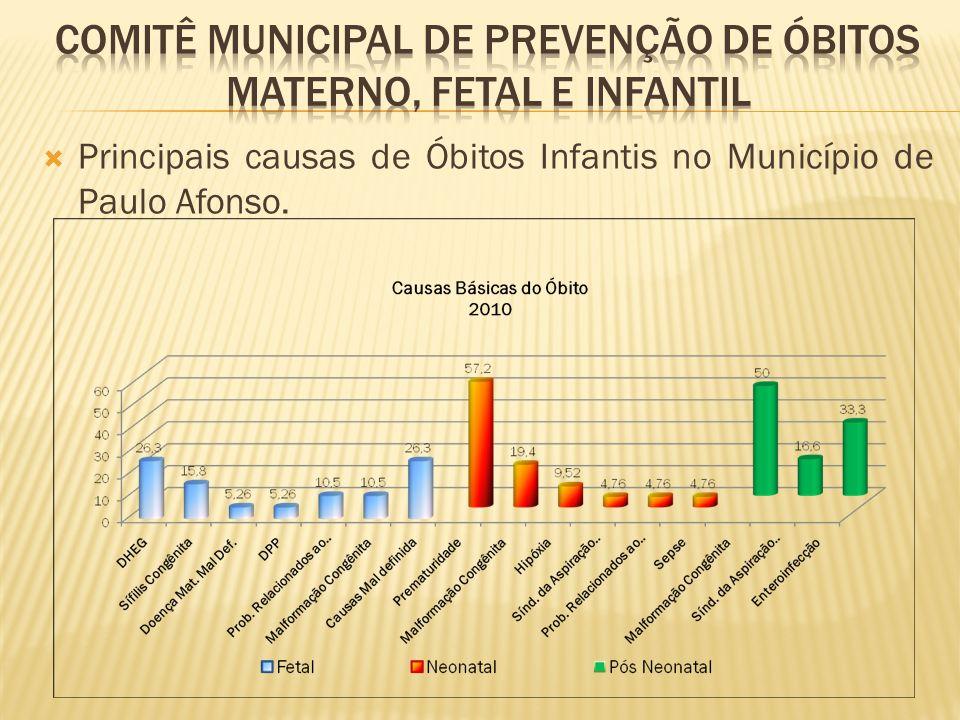 Comitê Municipal de Prevenção de Óbitos Materno, Fetal e Infantil