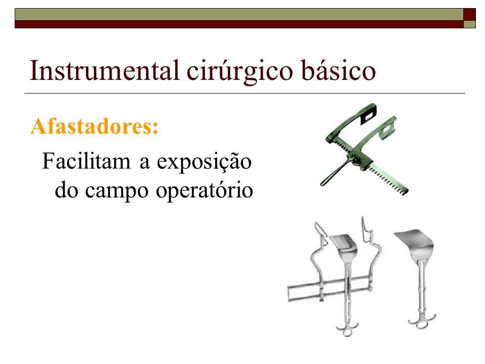 Instrumental cirúrgico básico