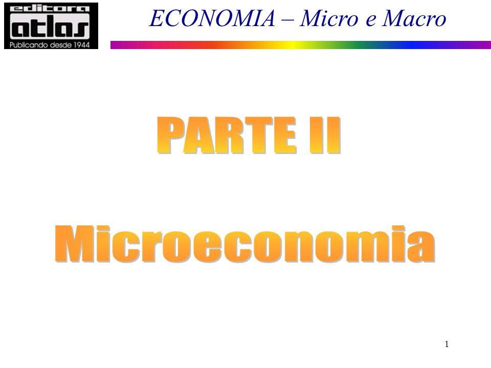 PARTE II Microeconomia