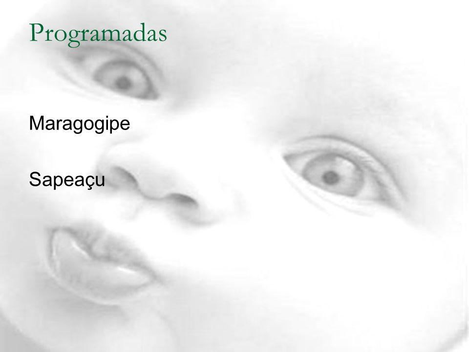 Programadas Maragogipe Sapeaçu