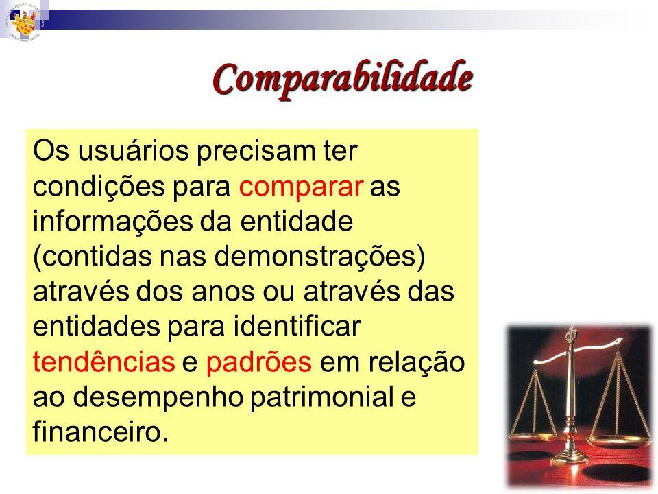 Comparabilidade
