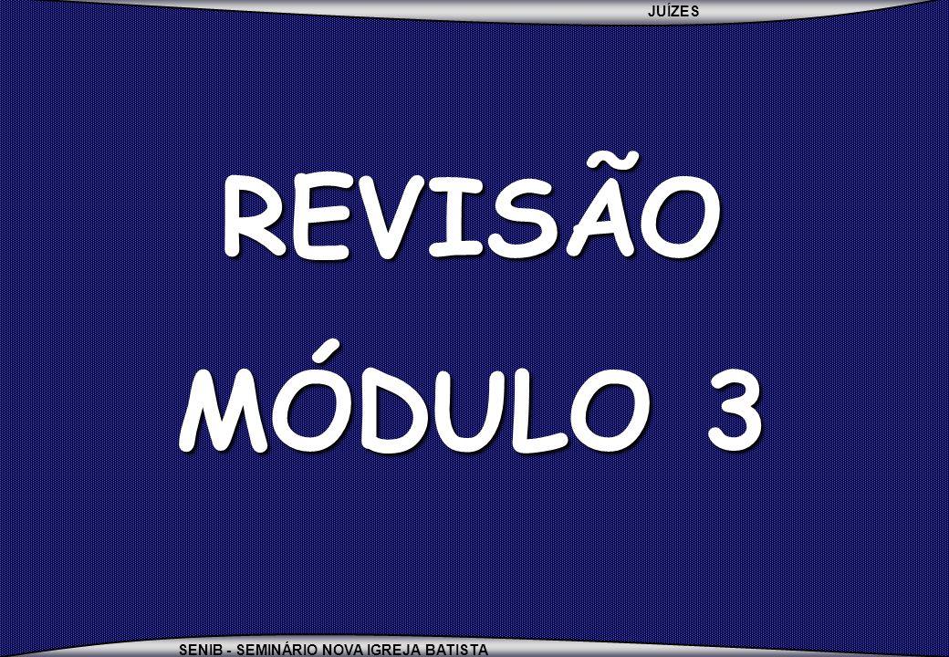 REVISÃO MÓDULO 3