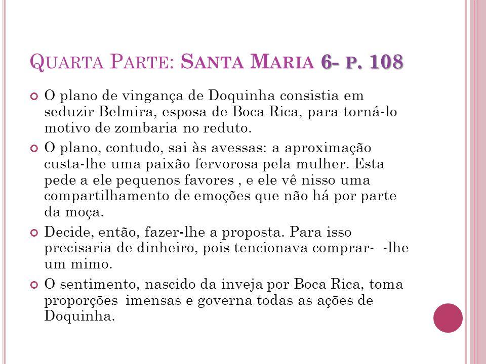 Quarta Parte: Santa Maria 6- p. 108