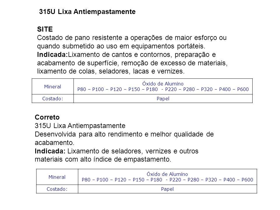 315U Lixa Antiempastamente