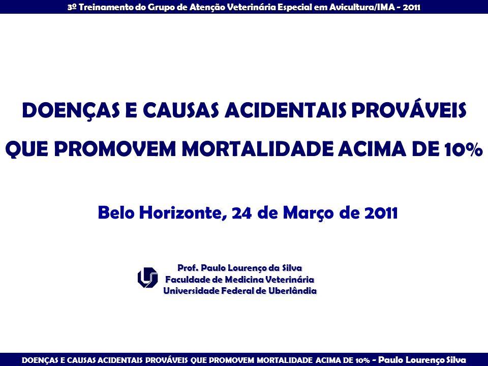 Belo Horizonte, 24 de Março de 2011