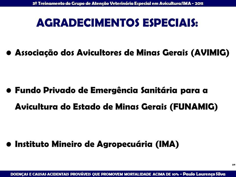 AGRADECIMENTOS ESPECIAIS: