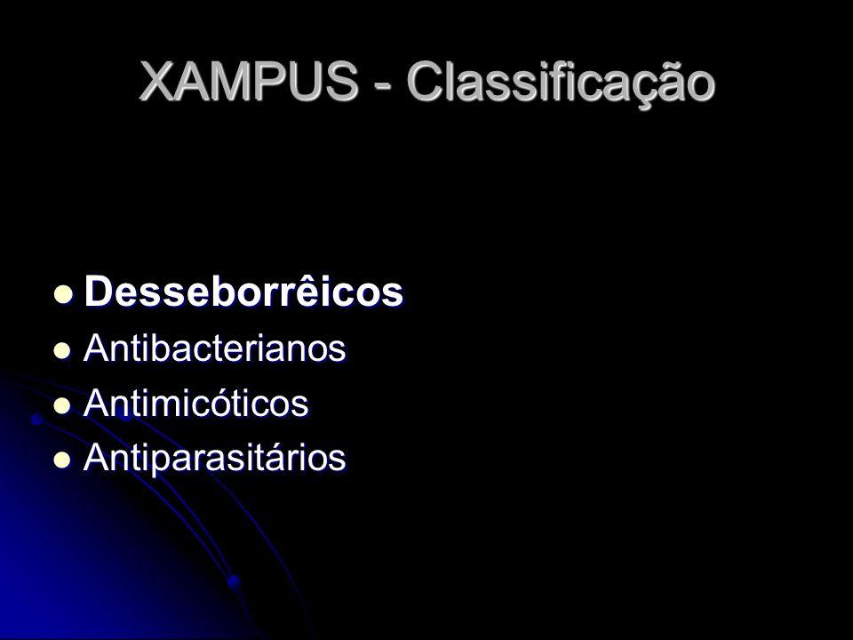 XAMPUS - Classificação